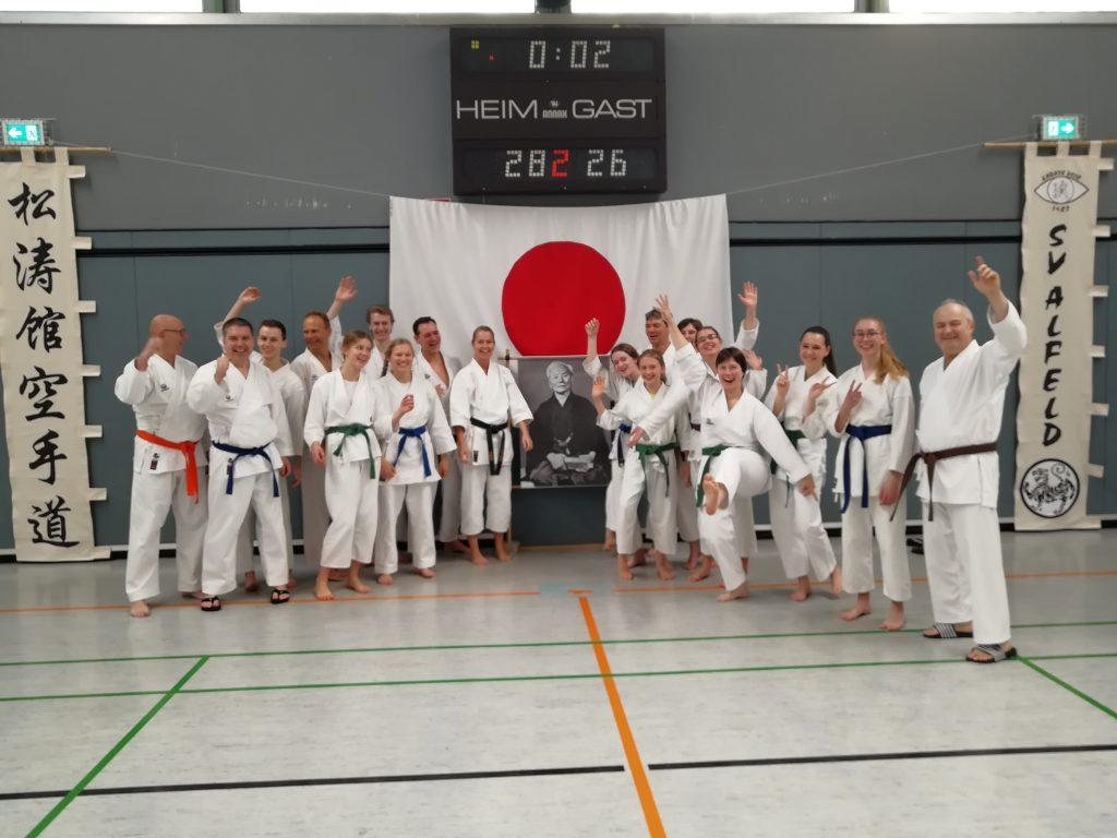 Kata-Marathon Alfeld